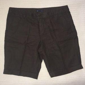 Gap Linen Bermuda Shorts
